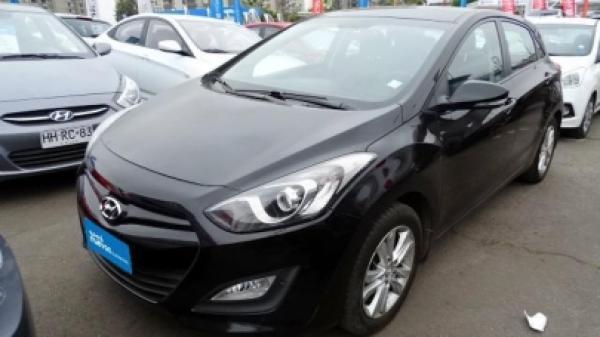 Hyundai I30 GD GLS año 2012