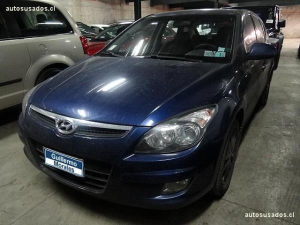 Hyundai I30 GLS 1.6 año 2012