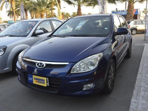 Hyundai I30 I30 Gls 1.6 año 2012