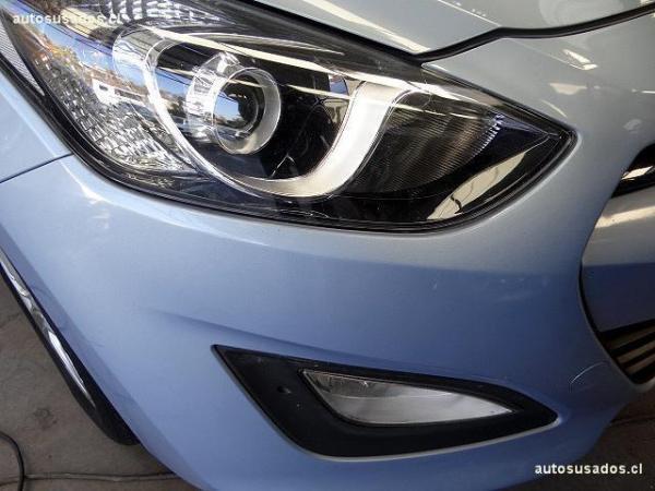 Hyundai I30  año 2013