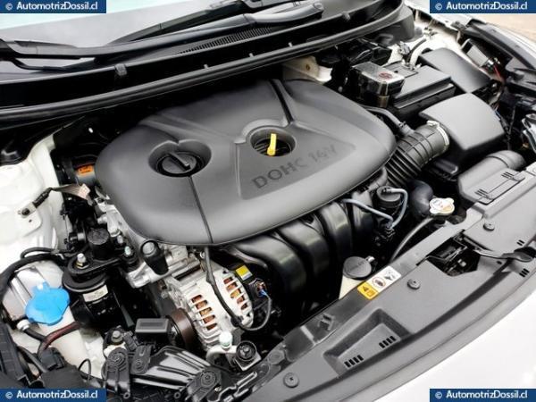 Hyundai I30 GLS 1.8 año 2013