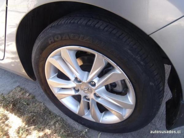 Hyundai I30 1.6 GLS AC 2AB ABS año 2013