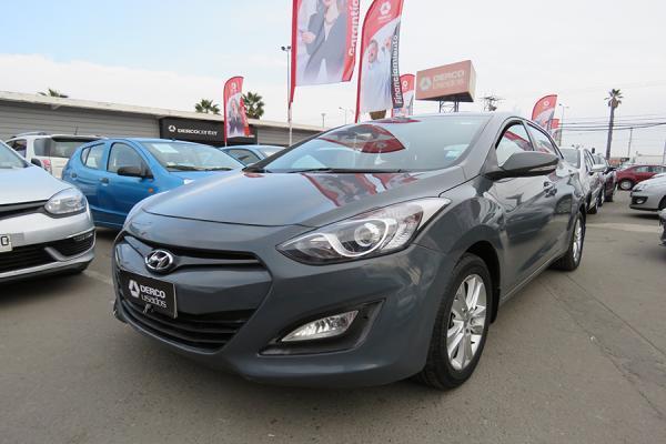 Hyundai I30 GLS año 2014