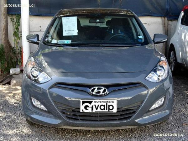 Hyundai I30 GD GLS 1.6 año 2015
