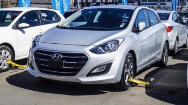 Hyundai I30 GLS 1.6 año 2015