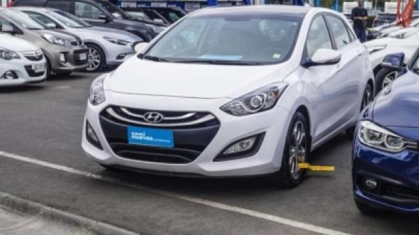 Hyundai I30 1.8 GLS año 2015