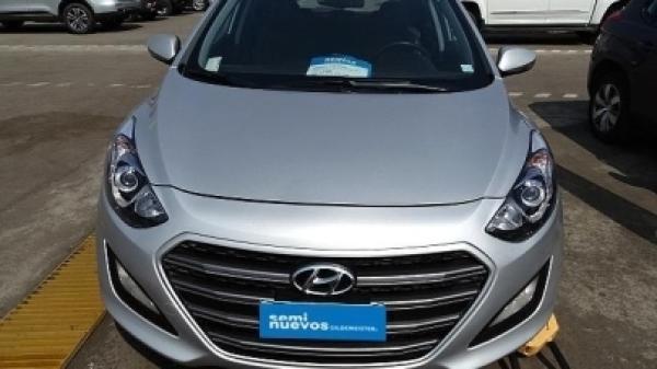 Hyundai I30 GD GLS año 2016
