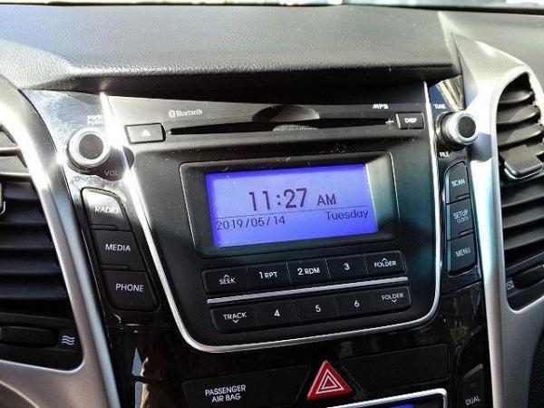 Hyundai I30 GLS AT 1.8 año 2016
