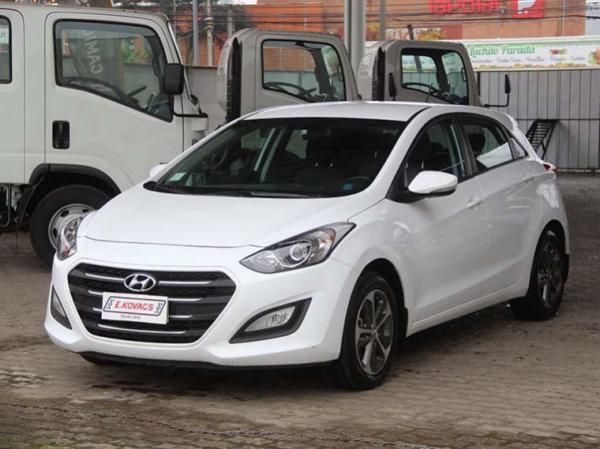 Hyundai I30 GD HB DOCH 1.6 año 2018