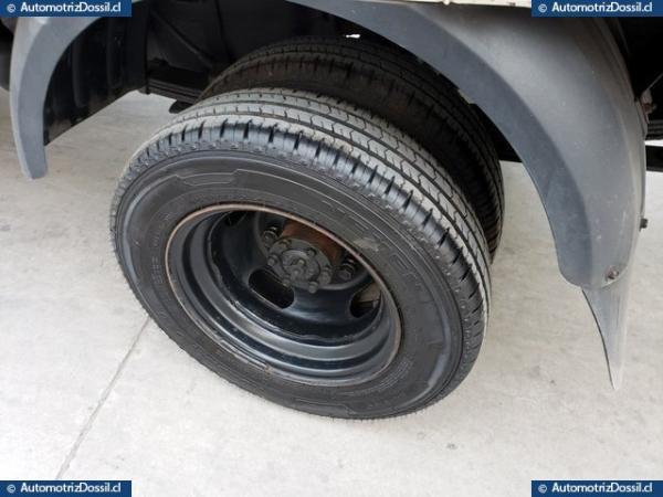 Hyundai Porter 2.5 año 2012