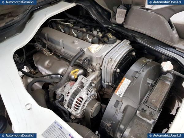Hyundai Porter 2.5 CRDI año 2012
