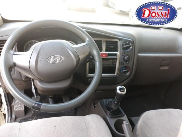 Hyundai Porter 2.5 año 2013