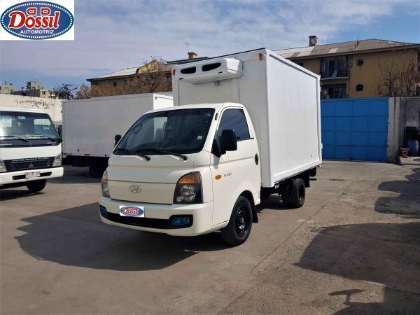 Hyundai Porter HR STD 2.5 año 2014