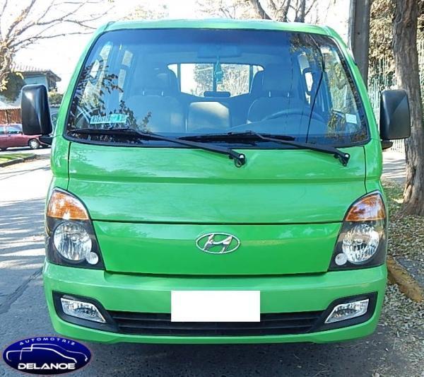 Hyundai Porter 546 hyundai porter dcab año 2015