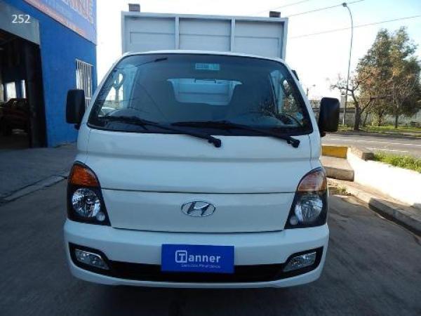 Hyundai Porter HR año 2015