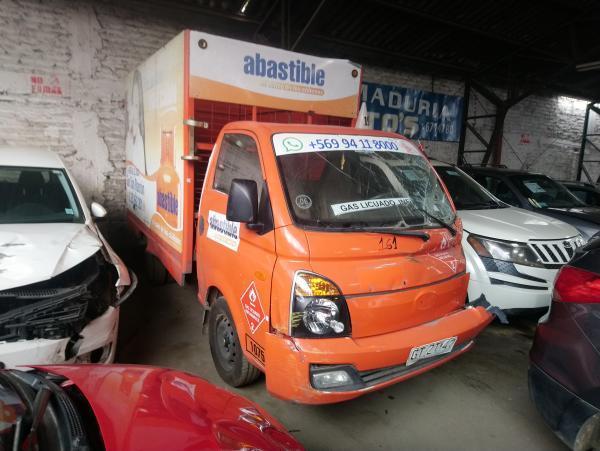 Hyundai Porter  año 2015