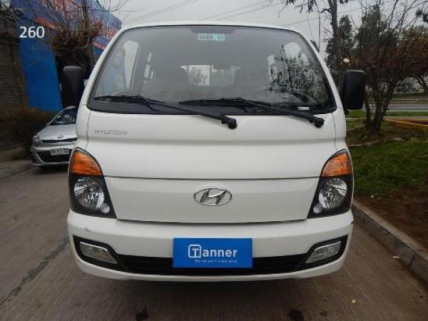 Hyundai Porter HR año 2016