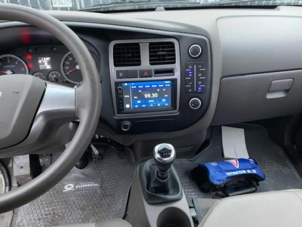 Hyundai Porter CRDI GLS año 2018