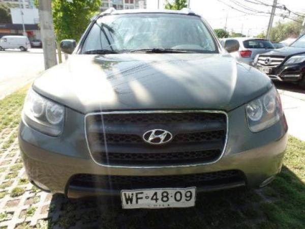Hyundai Santa Fe Fé año 2006