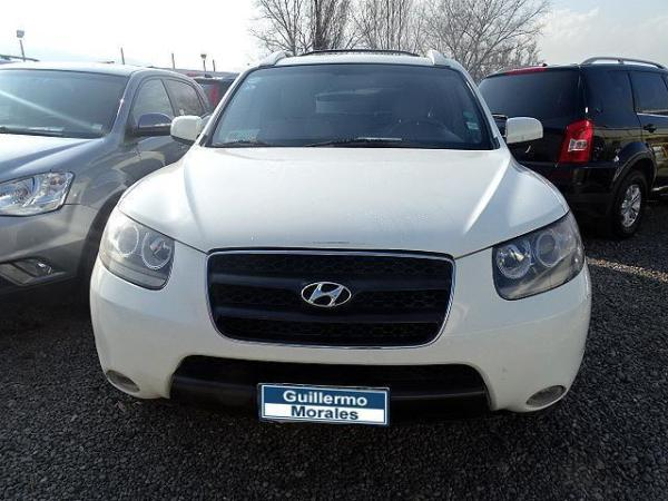 Hyundai Santa Fe GL año 2007