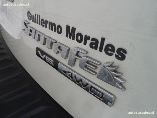 Hyundai Santa Fe  año 2007