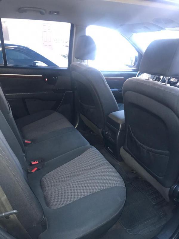 Hyundai Santa Fe Crédito año 2008
