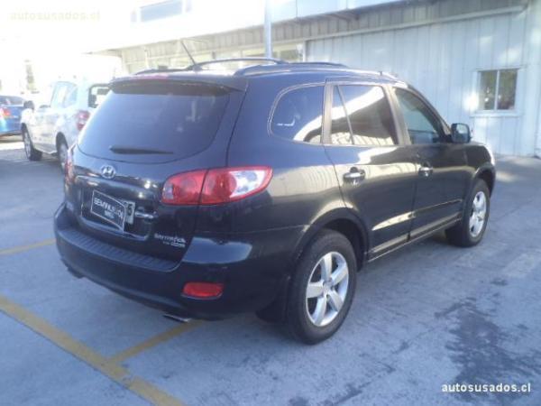 Hyundai Santa Fe GL 2.4 . año 2008