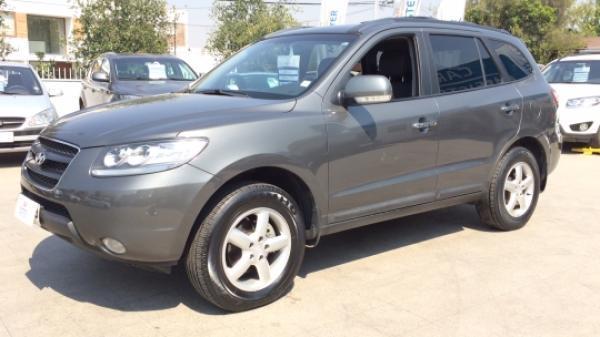 Hyundai Santa Fe GLS 4WD 2.7 año 2009