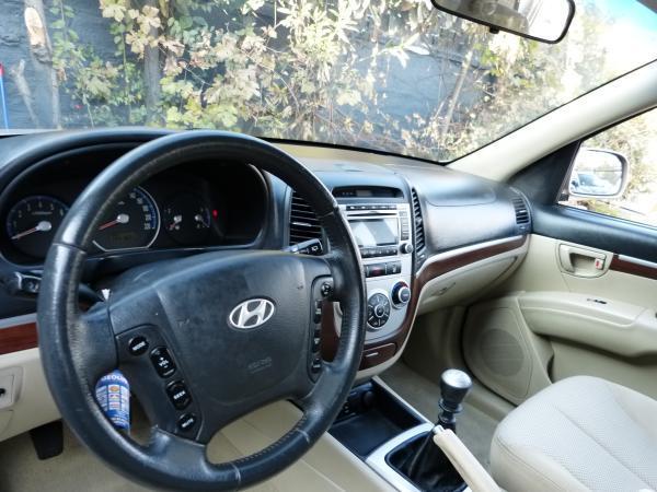 Hyundai Santa Fe V6 MT año 2009