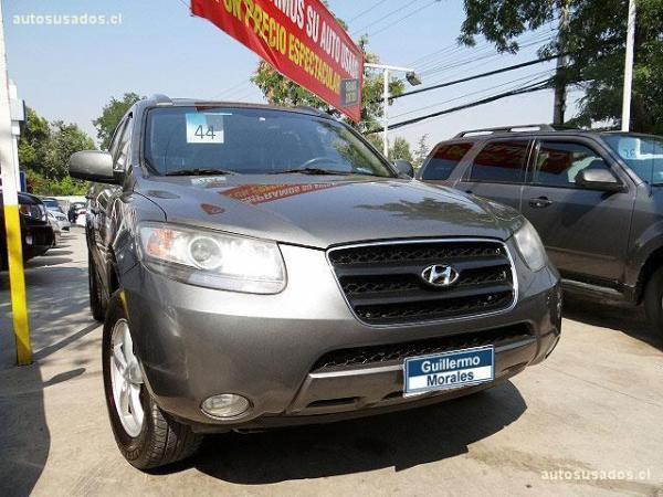 Hyundai Santa Fe GLS 2.7 año 2009