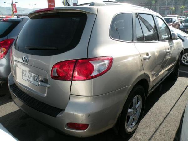 Hyundai Santa Fe SANTA FE GLS 2.7 año 2009