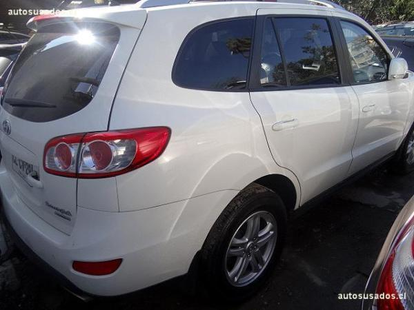 Hyundai Santa Fe GLS año 2010