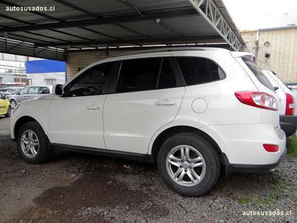 Hyundai Santa Fe GLS año 2011