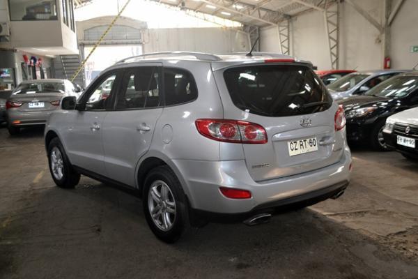 Hyundai Santa Fe GLS 2.4 AT 4X2 año 2011