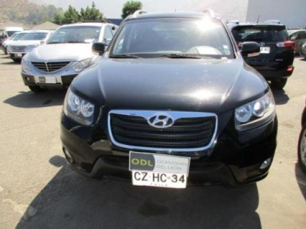Hyundai Santa Fe GLS 2.4 año 2011