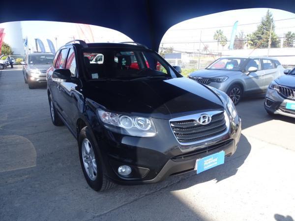 Hyundai Santa Fe MT año 2011