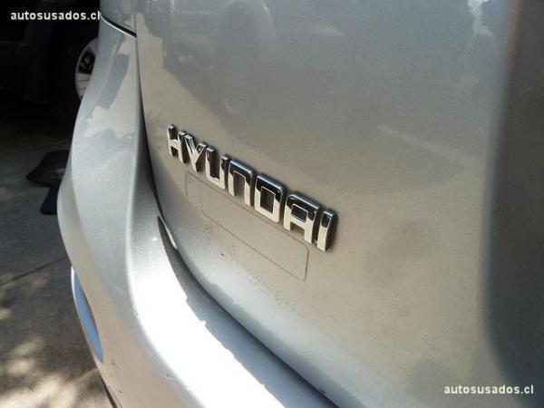 Hyundai Santa Fe CRDI 4WD año 2011