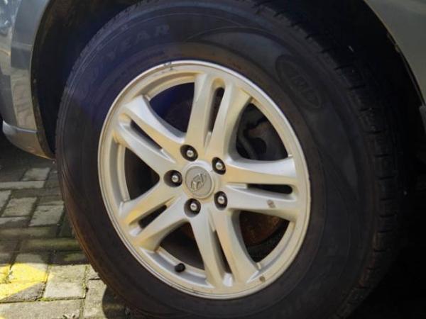 Hyundai Santa Fe Santa Fe Gls 4wd 2.4 año 2012
