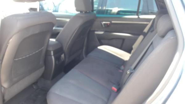 Hyundai Santa Fe vehículo año 2012