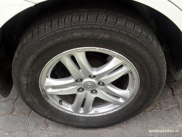 Hyundai Santa Fe GLS CRDI año 2012