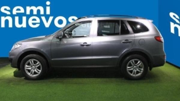 Hyundai Santa Fe GLS 2.4 año 2012