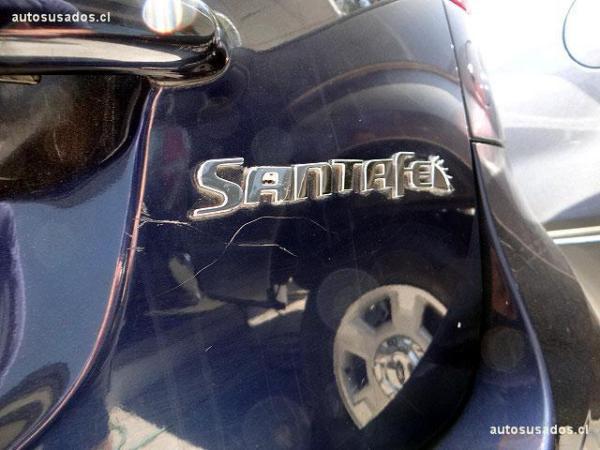 Hyundai Santa Fe GLS 2WD 6AT año 2012