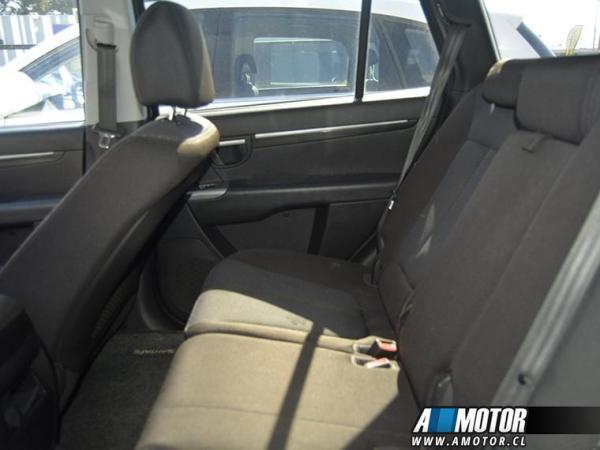 Hyundai Santa Fe Santa Fe 2.4 año 2013