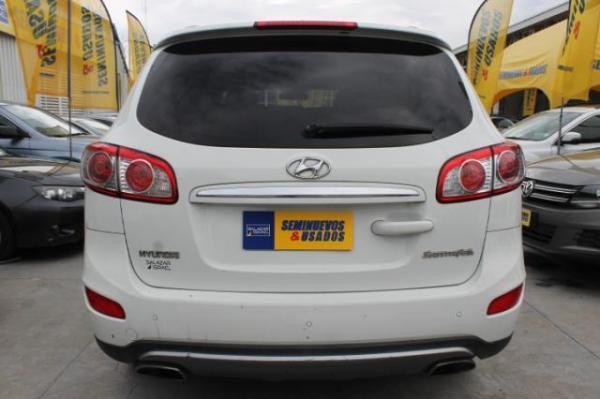 Hyundai Santa Fe SANTA FE FL GLS 2.4 año 2013
