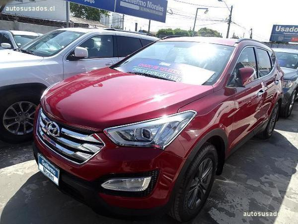 Hyundai Santa Fe GLS año 2013