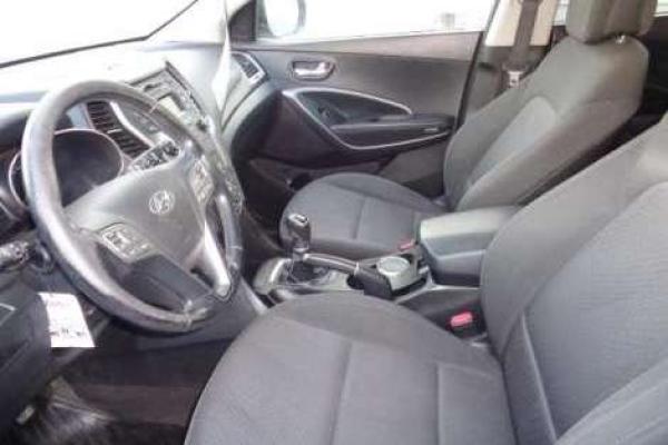 Hyundai Santa Fe DM 2.4 GLS 2WD M año 2013