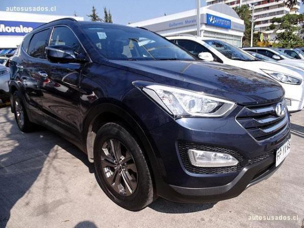 Hyundai Santa Fe  año 2013