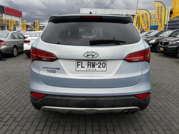 Hyundai Santa Fe Santa Fe Gls 2.4 año 2013
