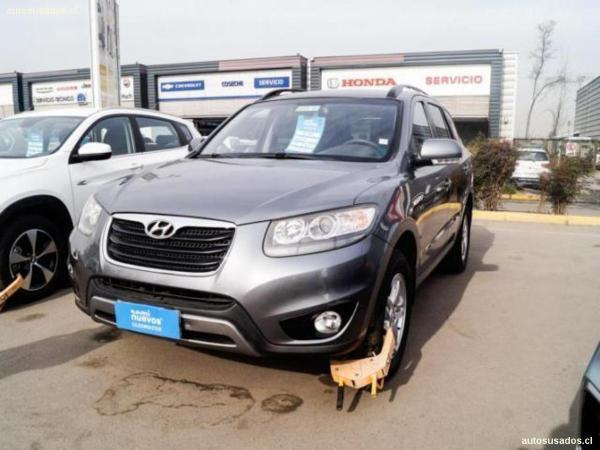Hyundai Santa Fe AT año 2013