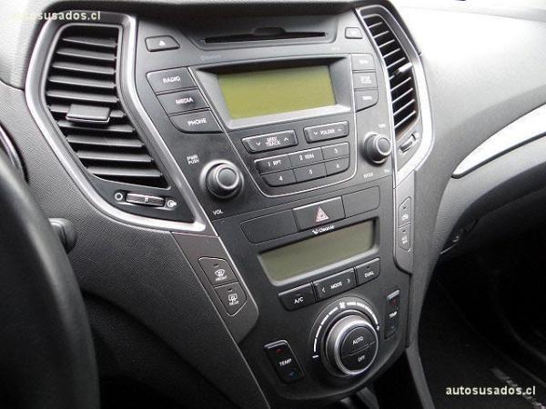 Hyundai Santa Fe GLS 4WD año 2014